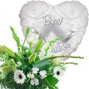 Plus Boeket best wishes