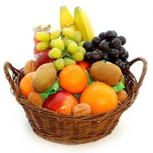 Mandje fruit 25cm