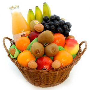 Mandje fruit 30cm