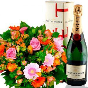 Plus Boeket champagne