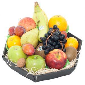 Fruitmand seizoensfruit