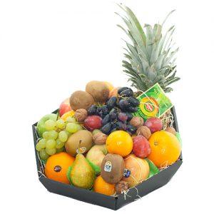 Fruitmand de Luxe met ananas